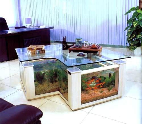 Drôle... ;-) - Page 9 Aquarium-table